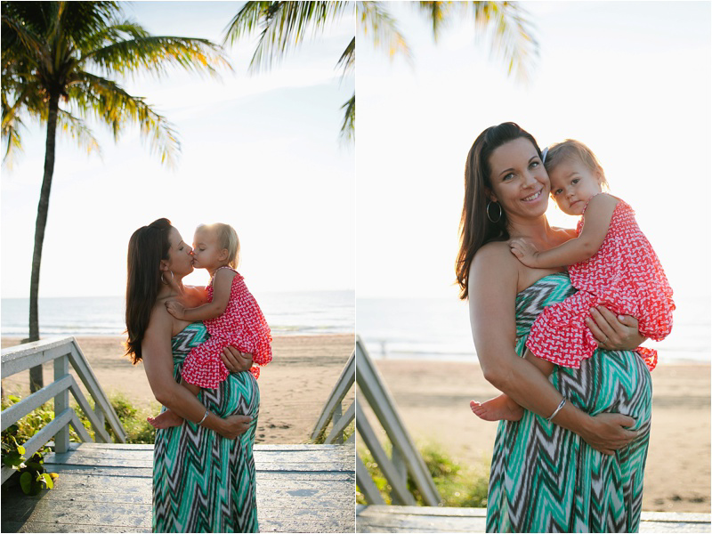 Fort Lauderdale Maternity Photos