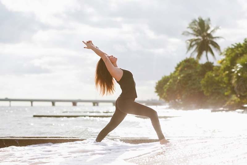 Fort Lauderdale Yoga Photographer