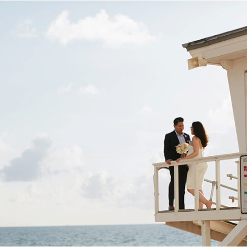 South Florida Elopement