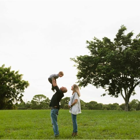 Tradewinds Park Family Photos