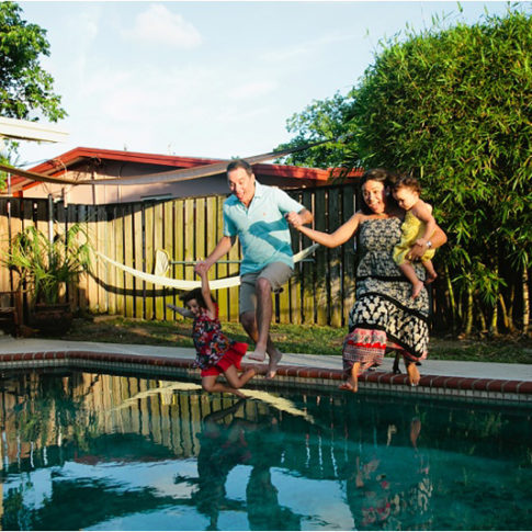Fort Lauderdale Lifestyle Family Photography